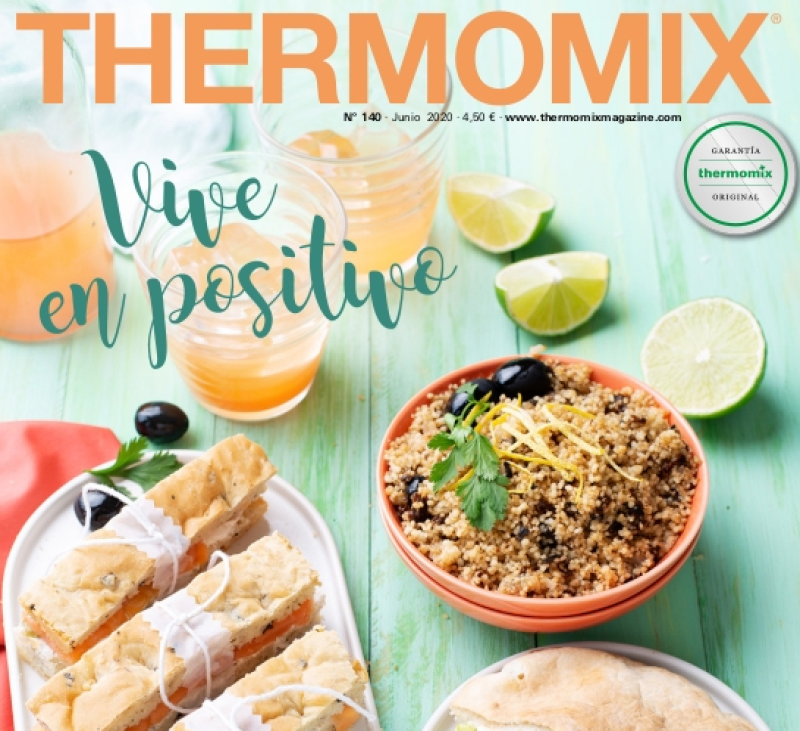 Thermomix® - REVISTA DIGITAL DE junio 2020 GRATUITA