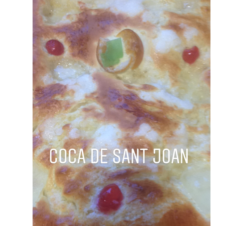 Coca de San juan en Thermomix®