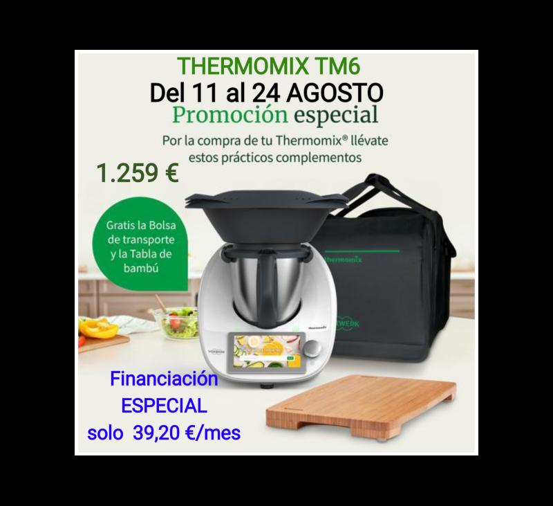 IDEAL VERANO CON Thermomix®
