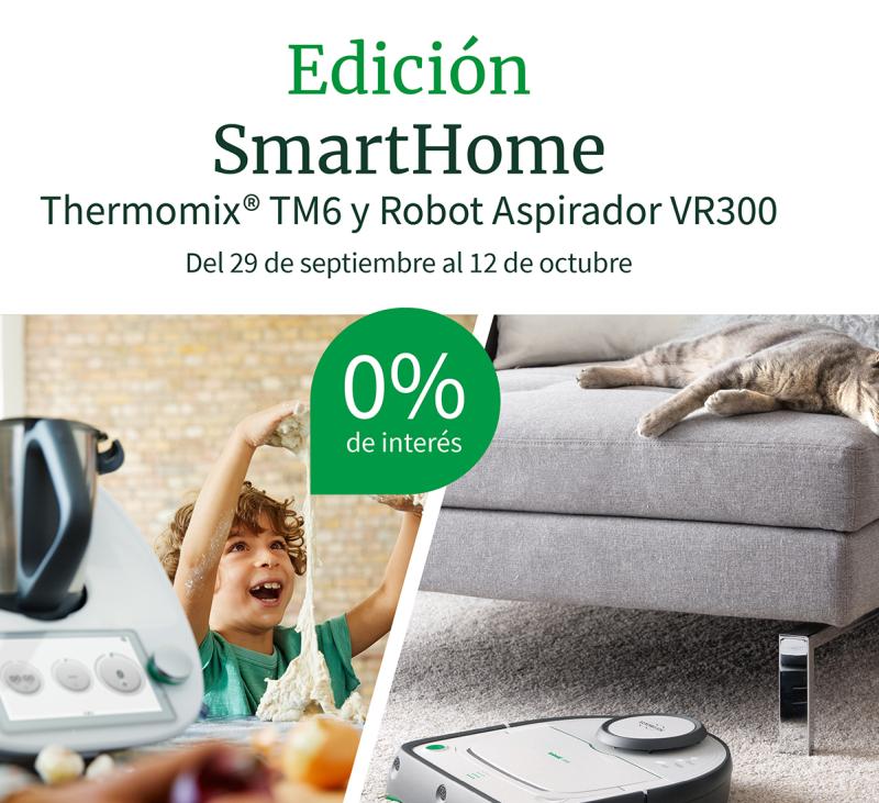 LA VIDA SE VUELVE MÁS FÁCIL: Thermomix® TM6 + KOBOLD 300 - Thermomix® ÁVILA