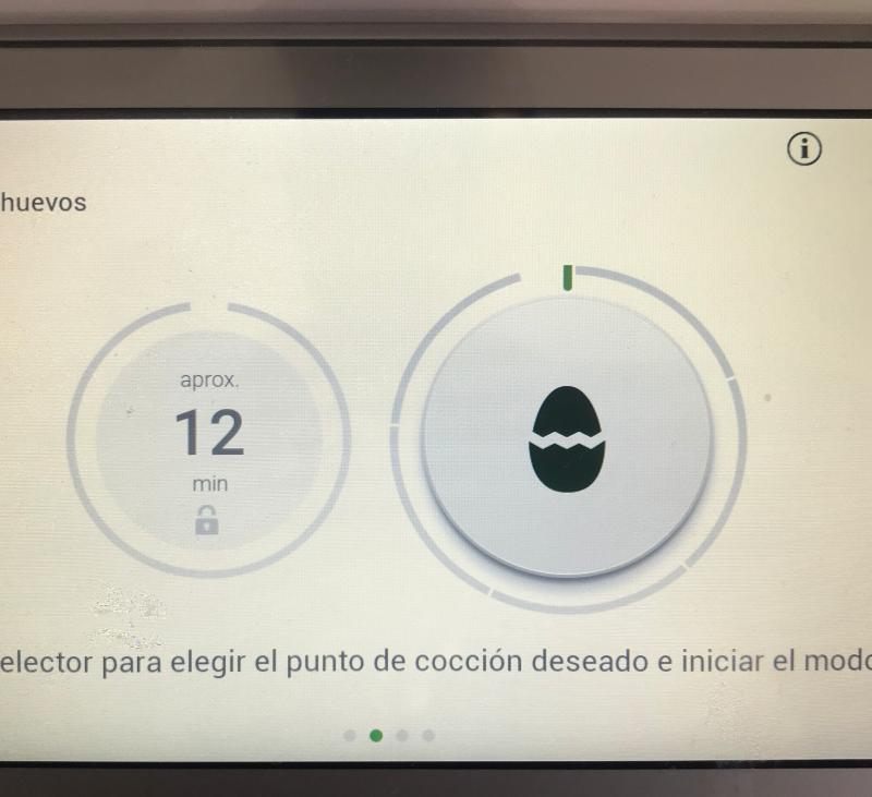 COCCIÓN DE HUEVOS EN Thermomix® TM6