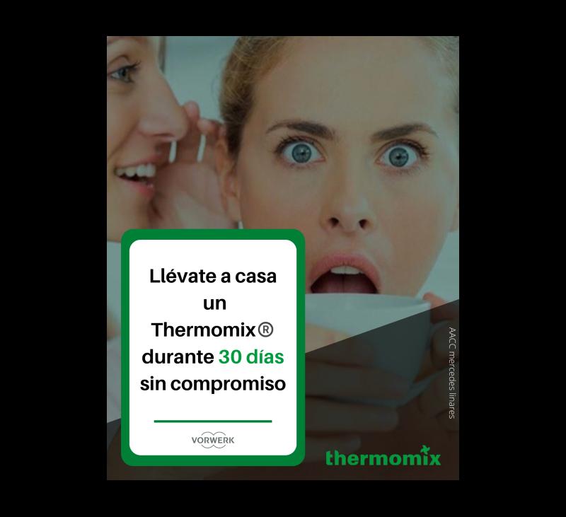Thermomix® 30 días sin compromiso