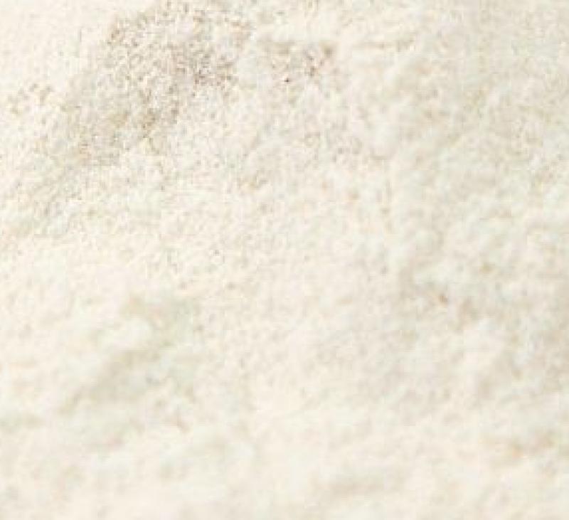 Harina de arroz integral. Harina de arroz