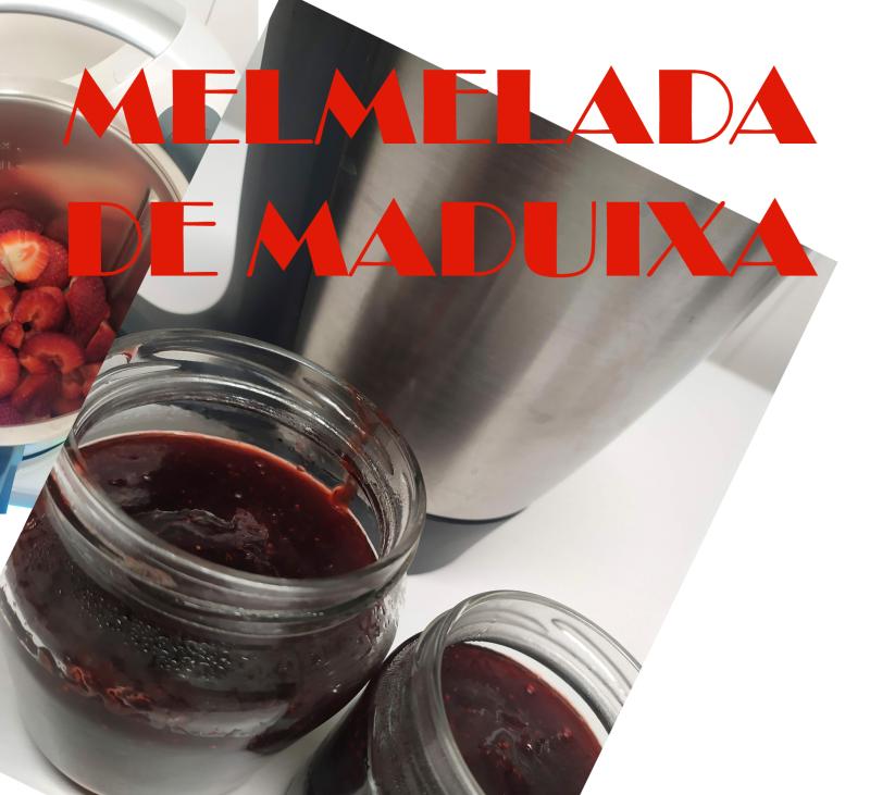 MELMELADA DE MADUIXES