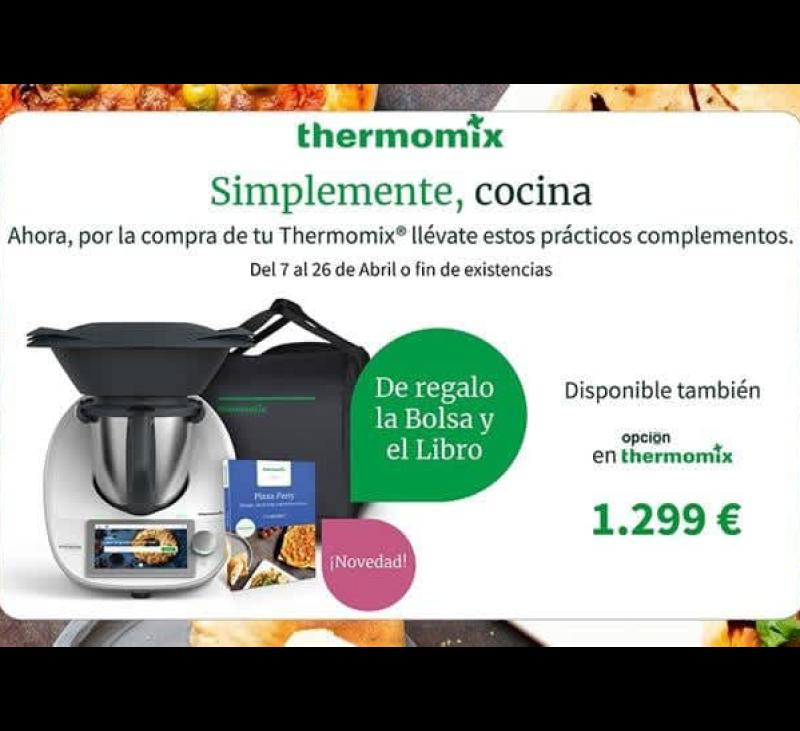 TRES RAZONES PARA COMPRAR Thermomix®