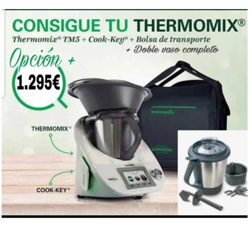 Thermomix® EDICIÓN IMPRESCINDIBLE