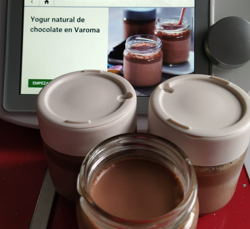 ¿Alguna vez habéis hecho yogures? Animaros!