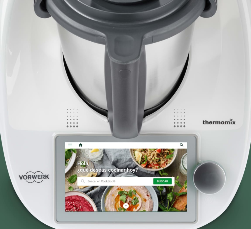 NOU MODEL Thermomix® TM-6