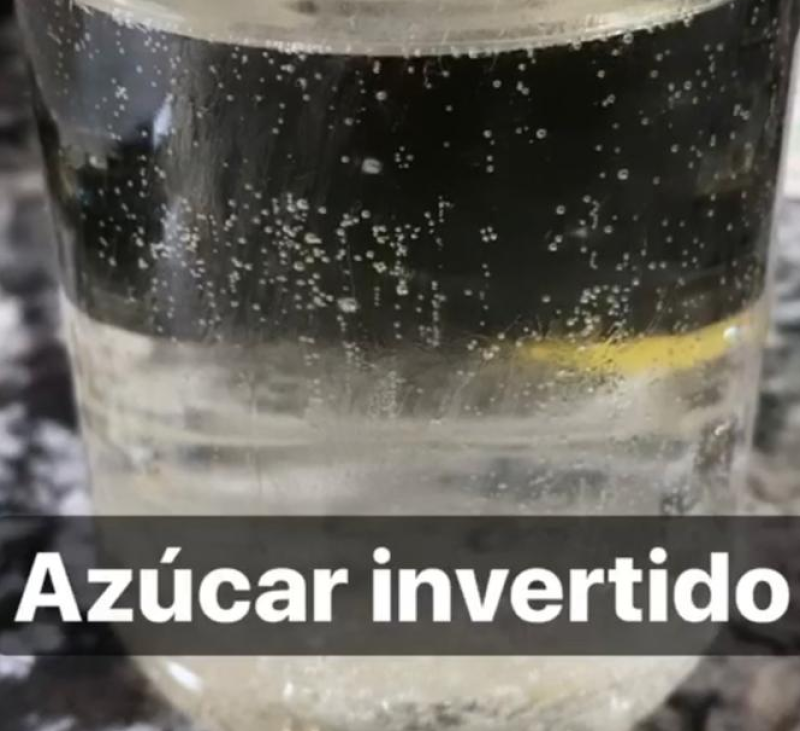 Sucre invertit amb Thermomix®
