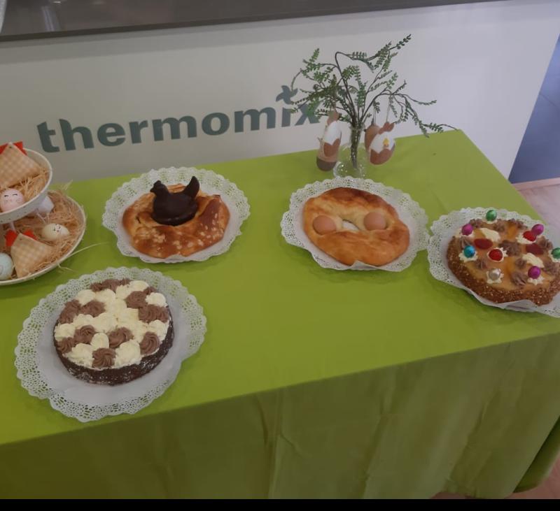 Classe de mones amb Thermomix® - Tarragona 2019
