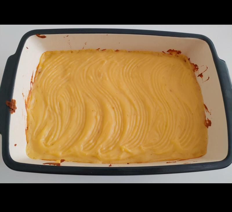 Sheperd's pie (Tarta del pastor o cazuela de campo) - Rockstar Betty