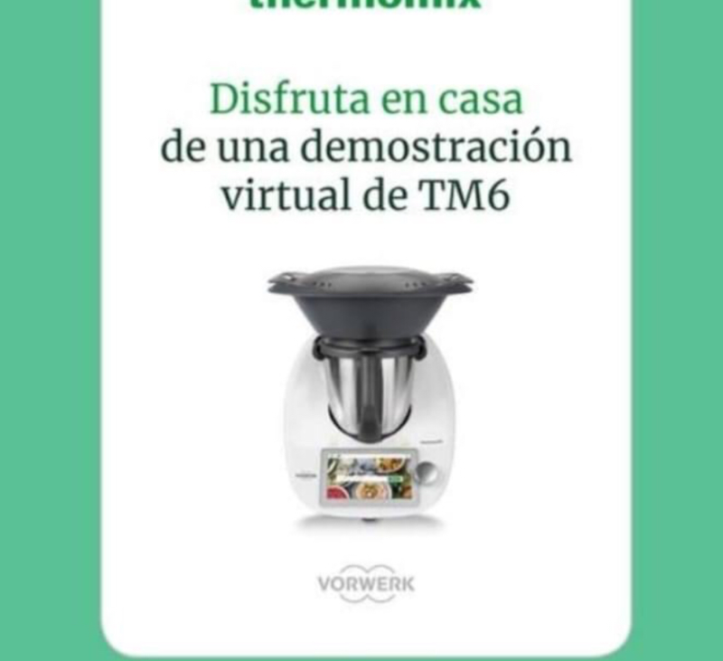 Demostración Thermomix®