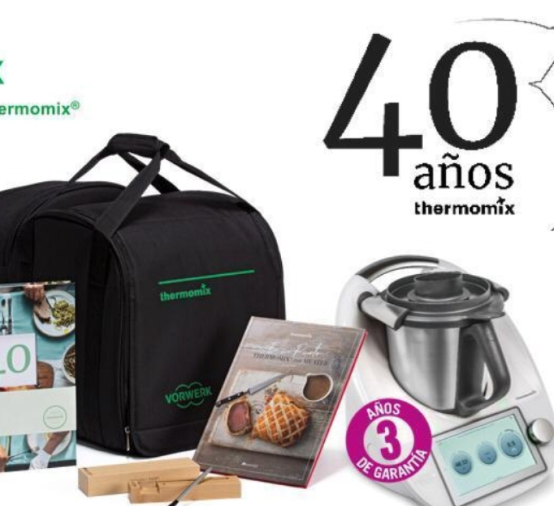 Thermomix® cumple 40!!