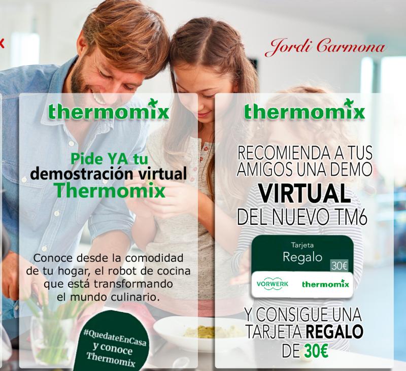 VOLS 30€ DE REGAL - Thermomix® ??