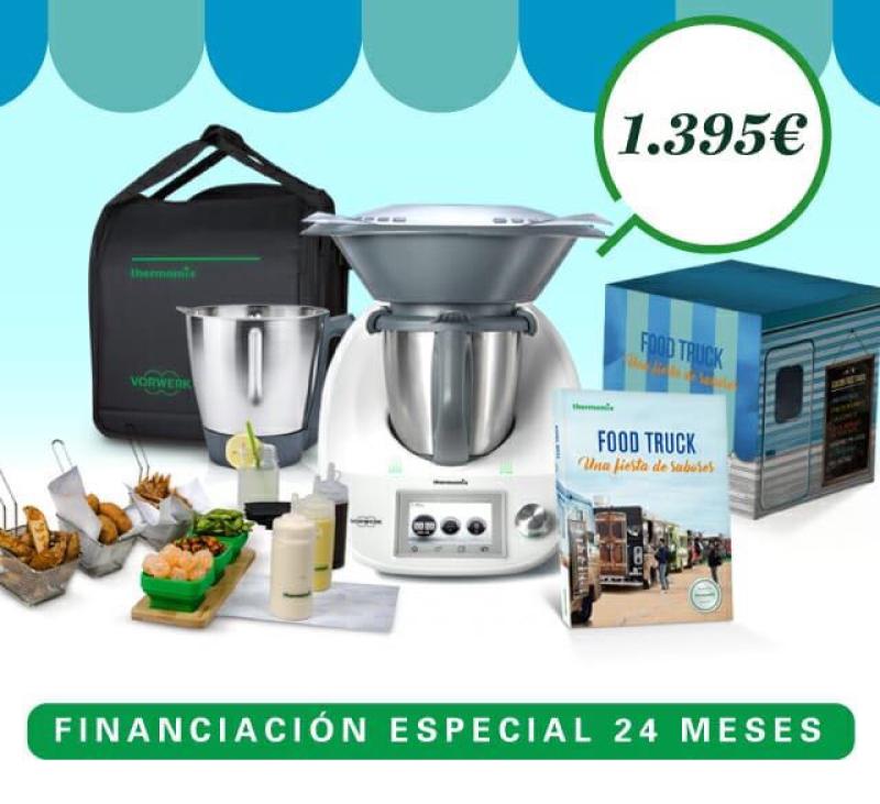 Nueva Edición Food Truck. Financiación especial 0%.