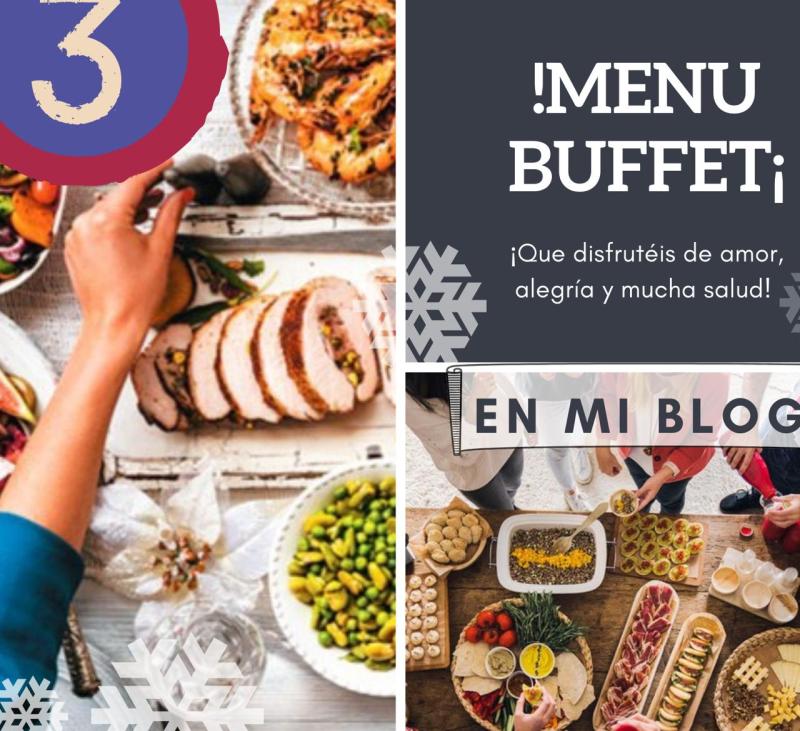 Propuestas para un Buffet Navideño con Thermomix®