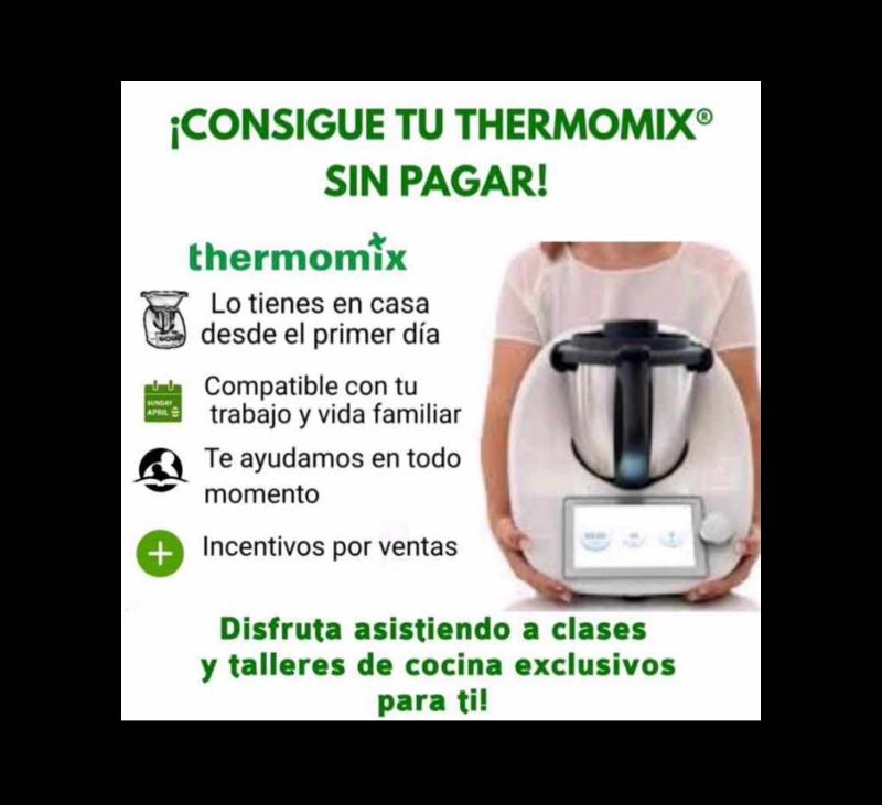 Thermomix® Tm6 Gratis!!