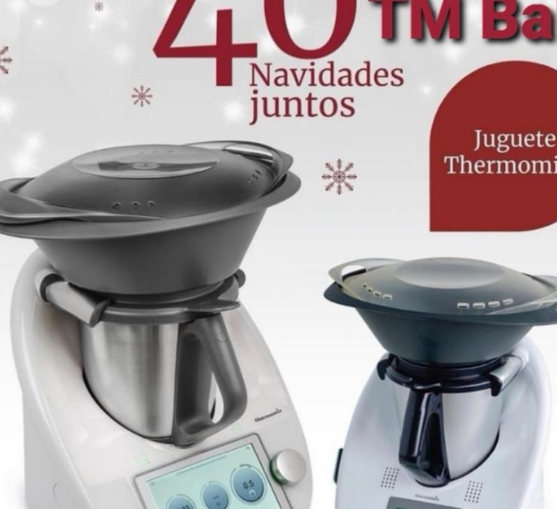 Thermomix® TM6 y Tm baby para los Reyes Magos