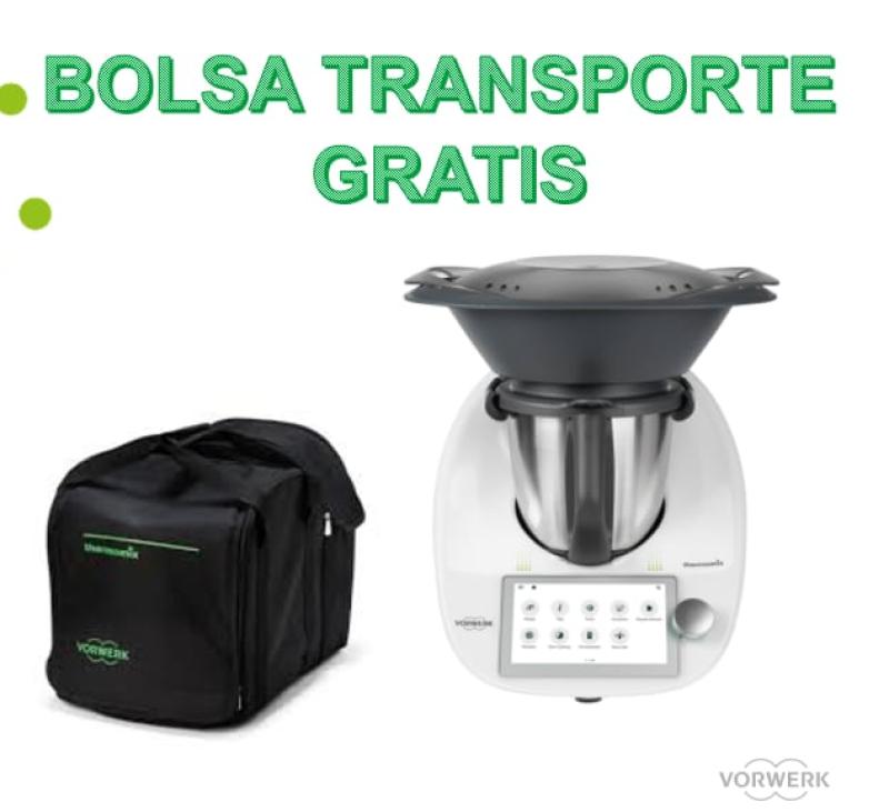 ''Thermomix® TM6 + BOLSA DE TRANSPORTE GRATIS''