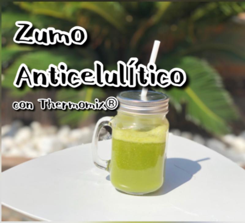Zumo Anticelulítico con Thermomix®