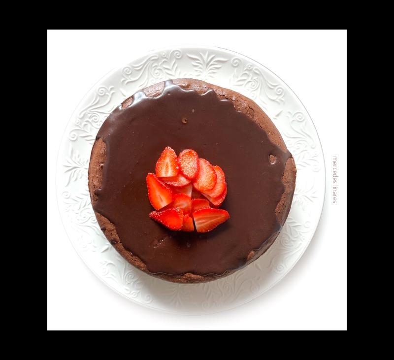 "Tarta de Chocolate ""Healthy"""