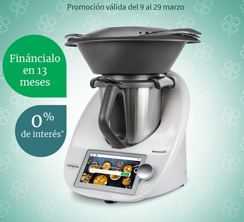 Thermomix® TM6 SIN INTERESES