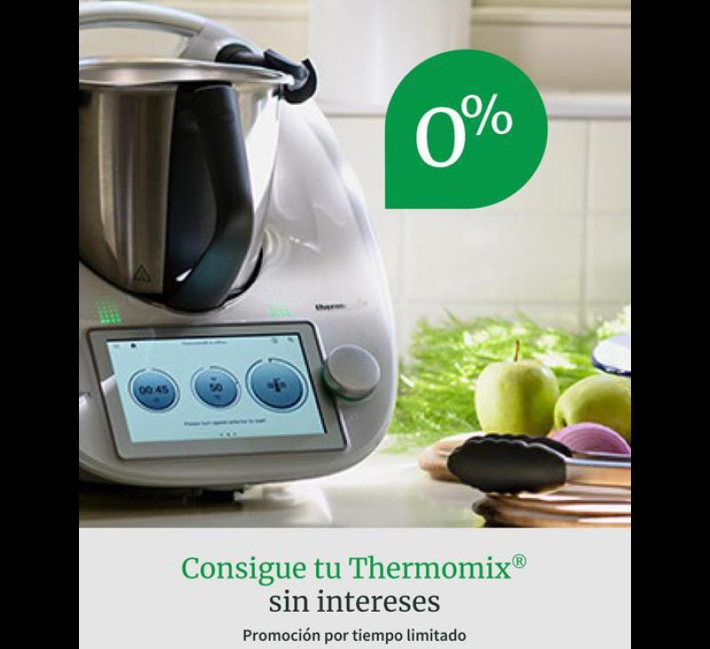 Thermomix® AL 0% DE INTERESES