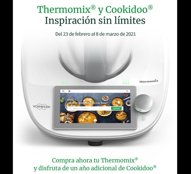 SIN LÍMITES – COMPLETA TU ESTILO DE VIDA CON Thermomix® TM6