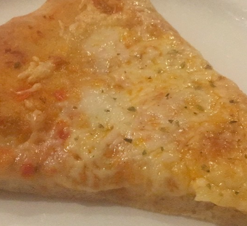 PIZZA A L'ESTIL NAPOLITÀ