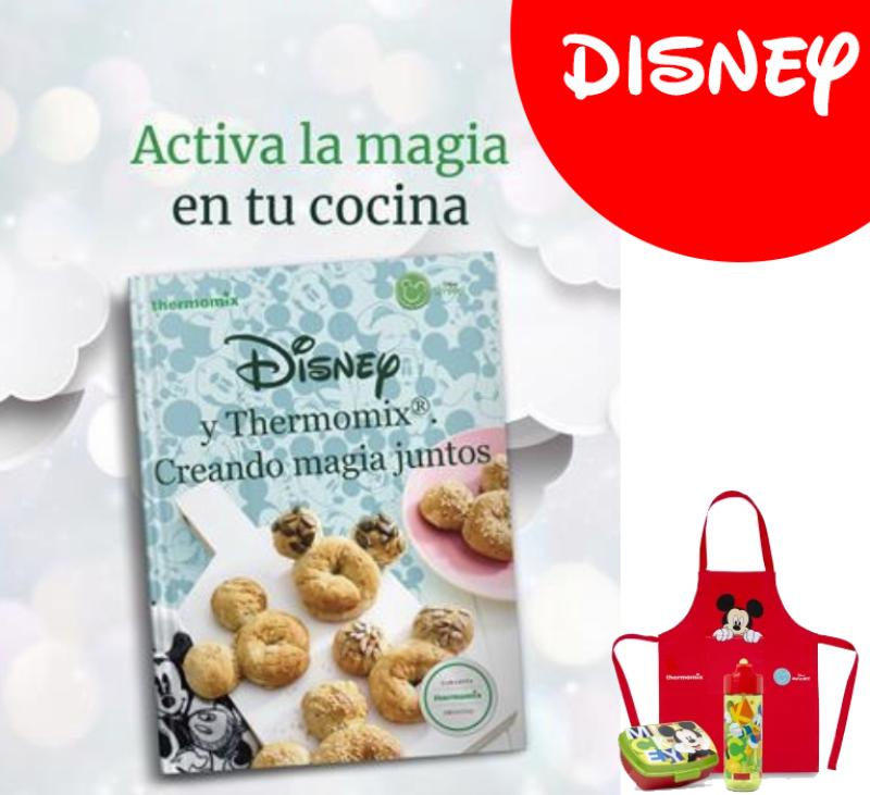 Thermomix® con Disney - COCINAR Y DISFRUTAR