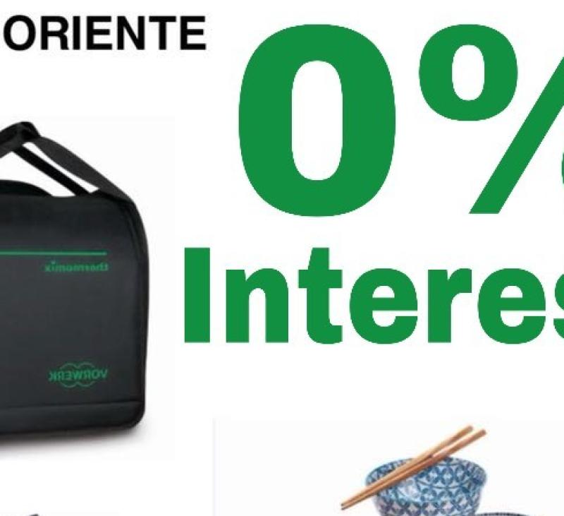 ''Thermomix® + edición oriente'' 0%