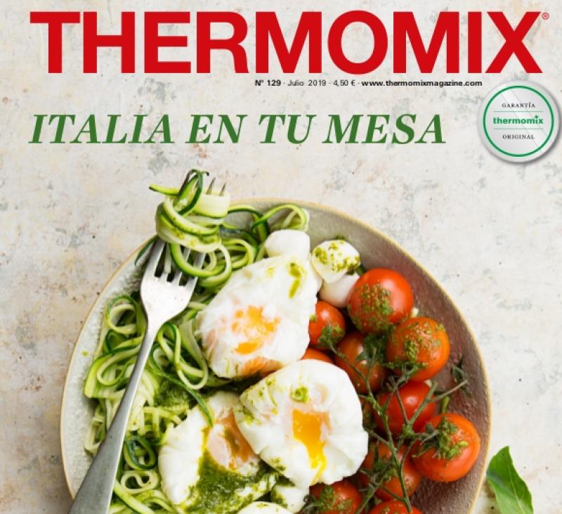 Thermomix® MAGAZINE JULIO 2019