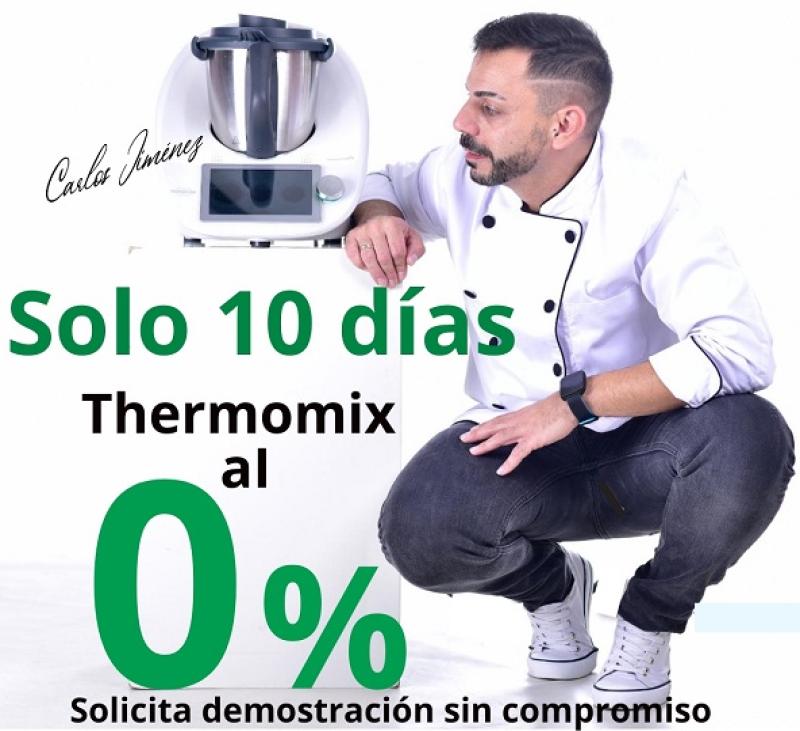 Thermomix® al 0% interés con sabor a chocolate. Villanueva de la Serena/Don Benito (Badajoz)