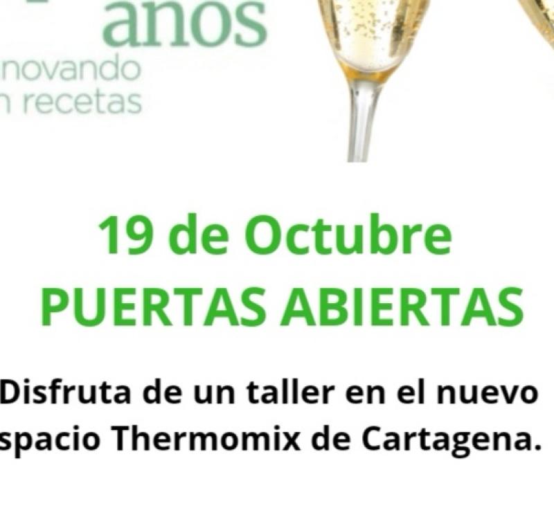 JORNADA PUERTAS ABIERTAS, Thermomix® CARTAGENA
