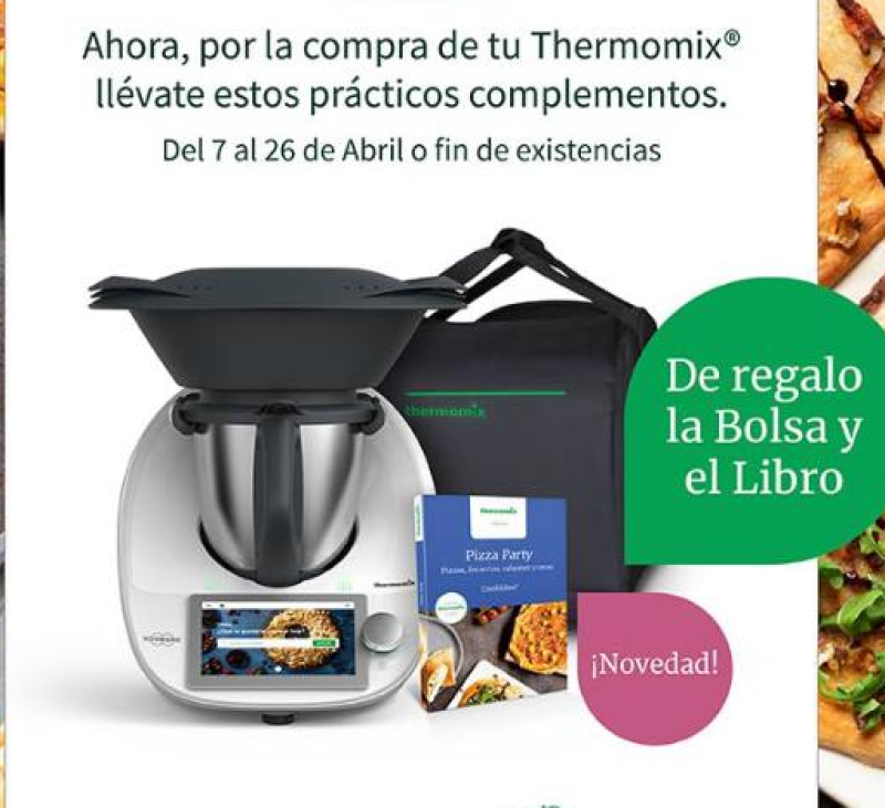 Thermomix® Y MUCHO MÁS