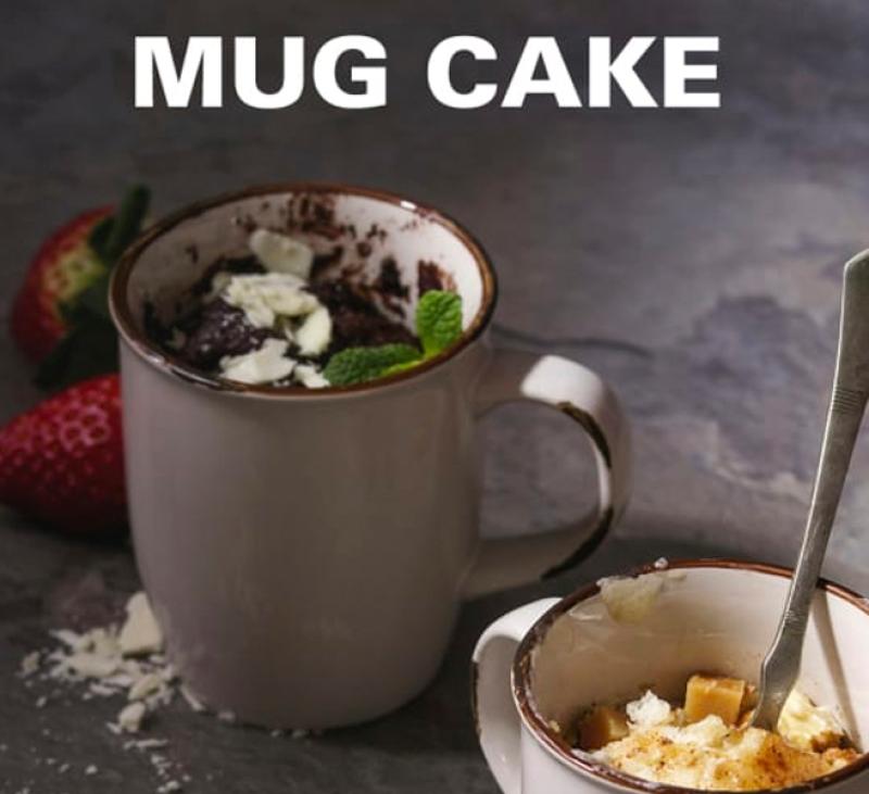 Mug Cake amb Thermomix®