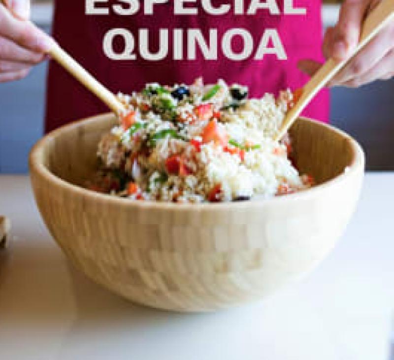 QUINOA: UNA AYUDA MUY VERSÁTIL