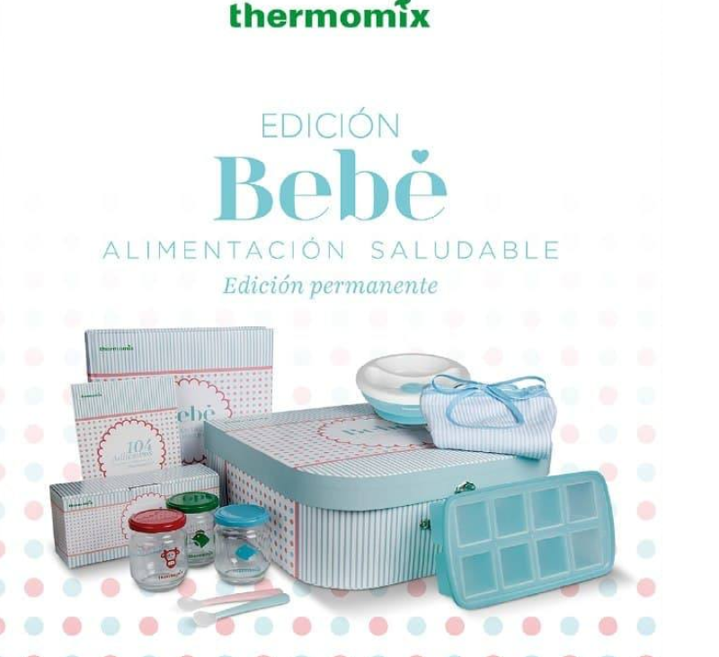 BABY LED WEANING (BLW) Y Thermomix®