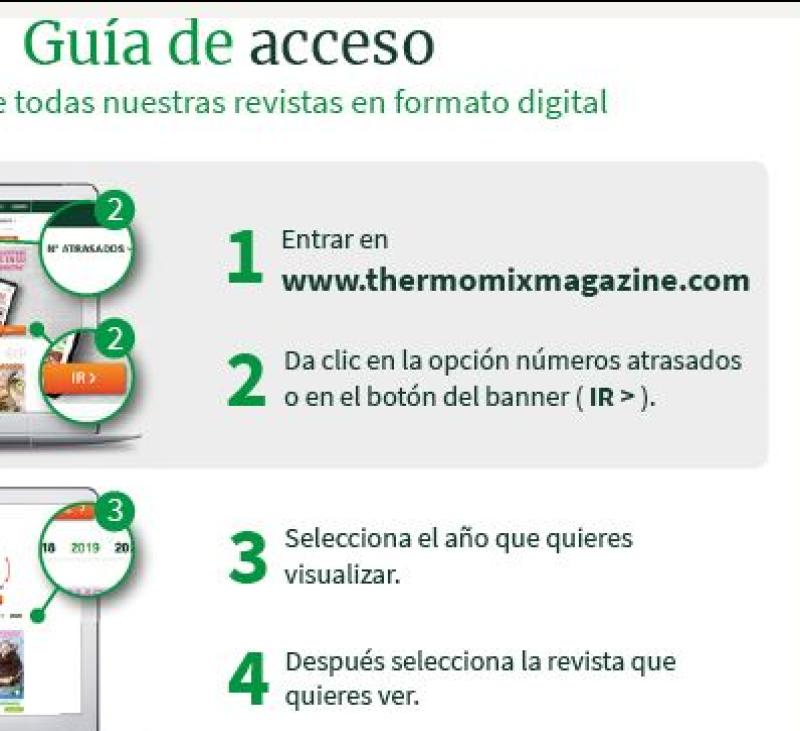 Informacion revista Thermomix®