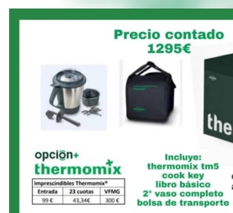 Oferta Thermomix® !!