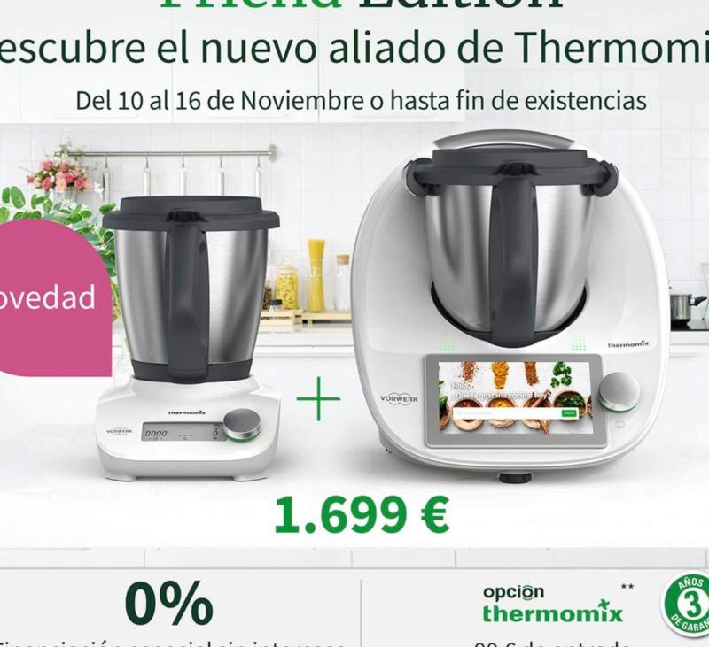 Thermomix® Friends, y disfruta de tu mejor Cocina