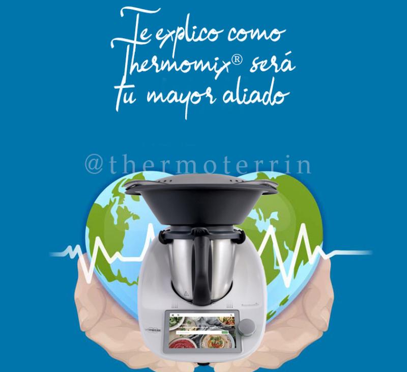 3 razones para comprar Thermomix® - Día Mundial de la Salud y de la Tierra - Beneficios, Ventajas, motivos
