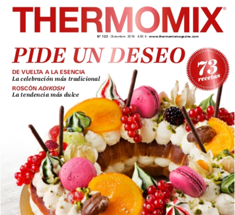Thermomix® MAGAZINE NAVIDAD 2018