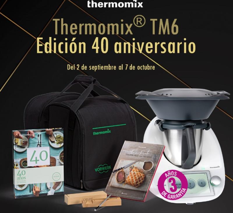 TM6 ESPECIAL 40 ANIVERSARIO