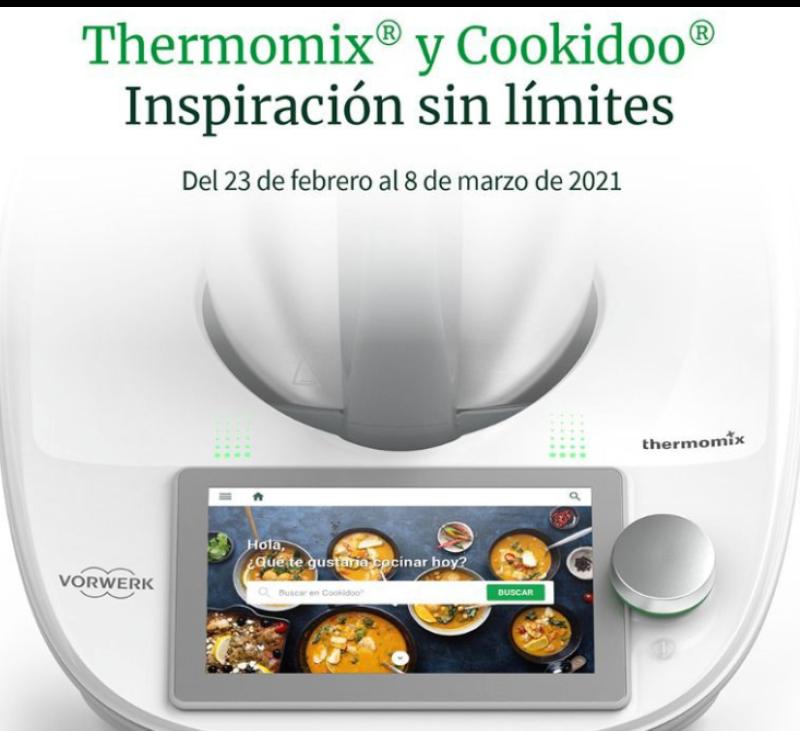 ¿SABES CUÁL ES LA MEJOR FORMA DE DISFRUTAR Thermomix® ?