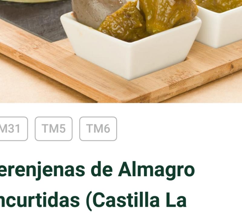 BERENJENAS DE ALMAGRO