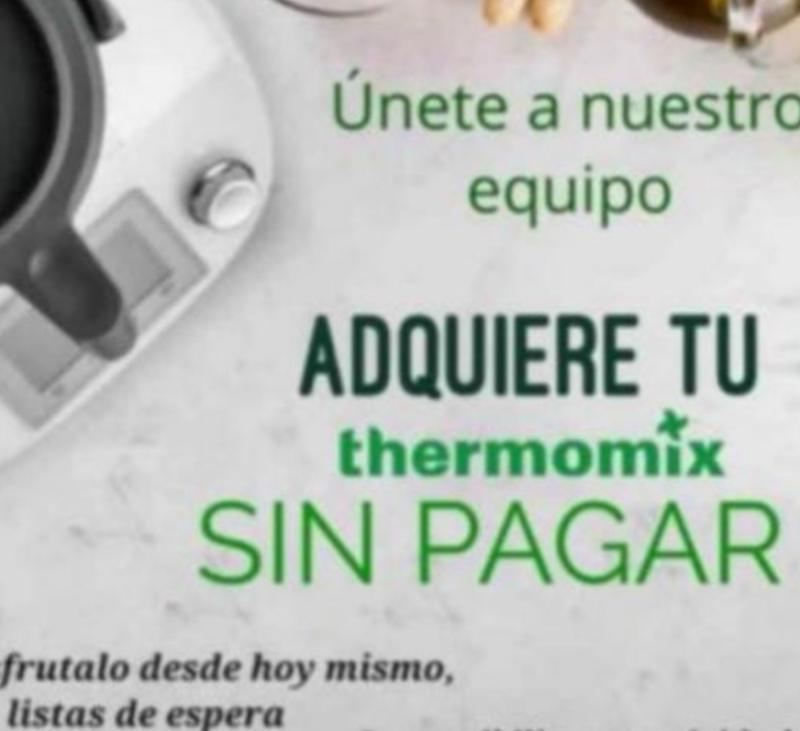 Thermomix® SIN PAGAR!!!