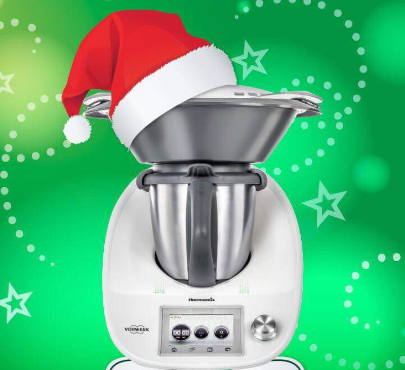 Regala Thermomix® Tm5 estas navidades