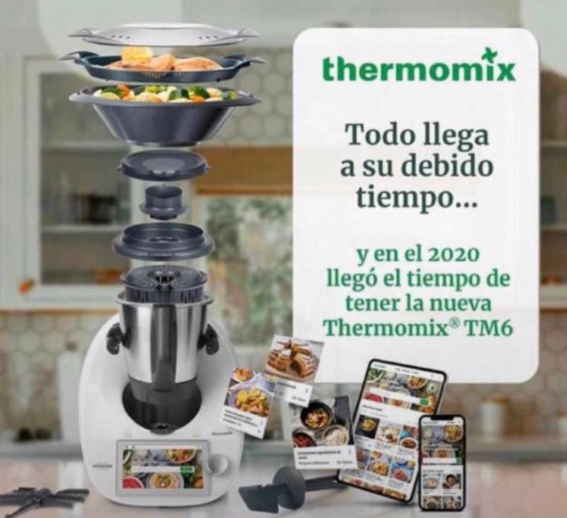 ¿QUIERES UN Thermomix® TM6 SIN PAGAR?
