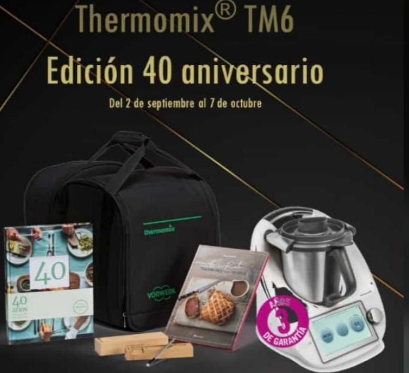 EDICIÓ 40 ANIVERSARI! 40 DIES 40 TM6 GRATIS!